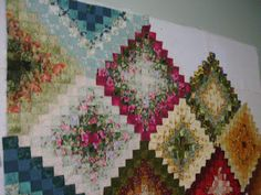 Quilting By Jeannie: Many Trips Around The World