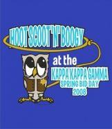 Hoot, Scoot, and Boogie with Kappa Kappa Gamma :)