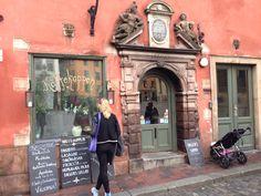 Favorite Coffeeshop in Gamla Stan #kafekoppar