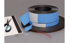 Storage Design Limited - Warehouse Environment - Labelling & Signage - Magnetic Tape - Self-Adhesive Magnetic Strip