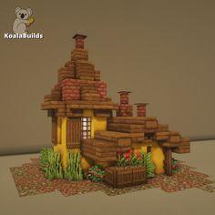 Tap to watch the tutorial Minecraft Garden, Minecraft Statues, Minecraft Structures, Cute Minecraft Houses, Minecraft Plans, Minecraft Blueprints, Cool Minecraft, Minecraft Crafts, Minecraft Buildings