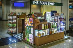 The Body Shop Kiosk by FAL Design Estratégico São Paulo  Brazil