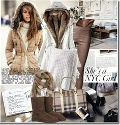 """""""NYC Girl"""" by cerry71 on Polyvore"""