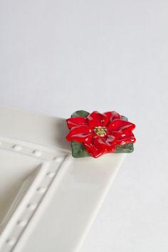 Nora Fleming Christmas Bloom Mini