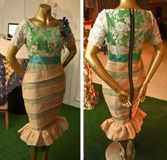 Beautiful Lace Design ~Latest African Fashion, African Prints, African fashion styles, African clothing, Nigerian style, Ghanaian fashion, African women dresses, African Bags, African shoes, Nigerian fashion, Ankara, Kitenge, Aso okè, Kenté, brocade. ~DKK