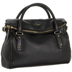 Perfect Kate Spade Bag. love this! Would also love it more with a silver zipper #convann2 Clothing, Shoes & Jewelry : Women : Handbags & Wallets : amzn.to/2jE4Wcd