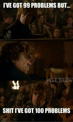 Tyrion - the trial. Made by @GoT_Tyrin on twitter