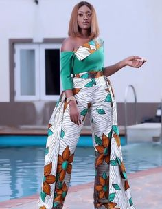 African Inspired Fashion, African Fashion, African Style, African Dress, African Prints, Ankara Styles, Clothing Styles, Afro, Women Wear