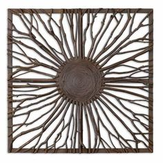 Shop this uttermost josiah square wooden wall art from our top selling Uttermost wall decor. LuxeDecor is your premier online showroom for decor and high-end home decor. Wood Wall Decor, Wooden Wall Art, Wooden Walls, Metal Walls, Wood Art, Metal Tree Wall Art, Rustic Walls, Wall Sculptures, Tree Sculpture