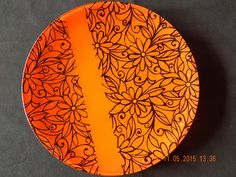 Tableware, Color, Feathers, Orange, Objects, Flowers, Dinnerware, Tablewares, Colour