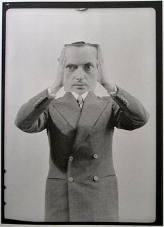 Photo: Man Ray.