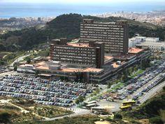 Imágenes de los hospitales Germans Trias i Pujol (Can Ruti), de Badalona, y Clínic, de Barcelona.- El Muni.