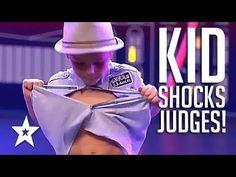 KIDS DANCE MOVES SHOCK JUDGES! Got Talent Global
