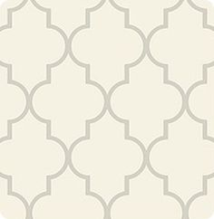 Quatrefoil stencil and how to