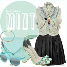 Mint | Women's Outfit | ASOS Fashion Finder