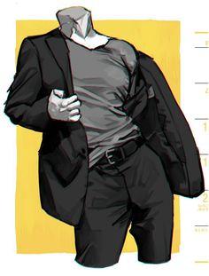 digital art graphic design aesthetic drawing photoshop modern anime style asian japanese chinese ethereal g e o r g i a n a : a r t Art Poses, Drawing Poses, Drawing Sketches, Art Drawings, Suit Drawing, Drawing Tips, Body Reference Drawing, Art Reference Poses, Figure Drawing