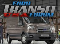 Ford Transit USA Forum