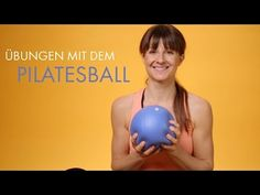 Training mit Pilatesball » Übungen für das Sportgadget | Sporty STYLIGHT - YouTube