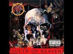 Slayer-South Of Heaven (Full Album) 1988