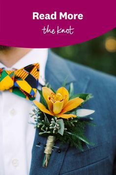 This boutonnière was featured in a real wedding from Charlotte on The Knot. Take a peek to get more info and inspo, then pin the orchid boutonnière to your wedding flowers and accessories board. Wedding Ceremony Flowers, Wedding Bouquets, Orchid Boutonniere, Boutonnieres, Chic Wedding, Our Wedding, New York Bride, Wedding Invitation Envelopes, Wedding Day Inspiration