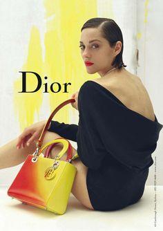 Marion Cotillard for Lady Dior Resort 2014 c657c365ce514
