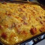 Chicken Cordon Bleu Casserole – healthy Recipes