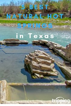 These are the 5 best natural hot springs in Texas! These are the 5 best natural hot springs in Texas! Hiking In Texas, Texas Roadtrip, Texas Travel, Travel Usa, Camping In Texas, Texas Vacation Spots, Texas Vacations, Vacation Places, Places To Travel