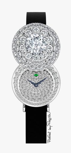 Graff Jewellery Halo Secret Watch 20mm - Price not available