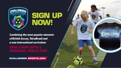 All New Challenger International Soccer Camps