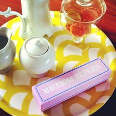 camp cirrus tray HAVET yellow. @ shop sweet things with jeanne.