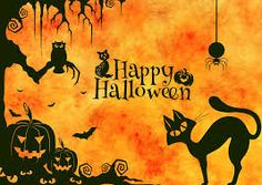 Happy Halloween From Our Family To Yours. Hope It's a Spook-tacular One!