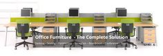 Offices studies Furniture Dublin makes provides aesthetic gazes to your commercial spaces