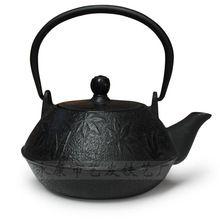 Amigos de los artes japonés de hierro fundido tetera de arce old tetera de hierro Kung Fu juego de té 800 ml envío gratis(China (Mainland))