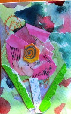 art trading cards by kat gottke