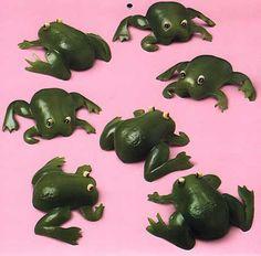 Green Pepper Frogs