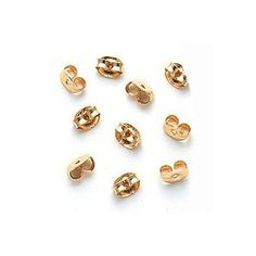 14K Gold Filled Earring Backs (5 Pairs) Ear Nuts:  http://www.amazon.com/gp/product/B002ON5MZ4?ie=UTF8=endlessamazon-20=xm2=1789=B002ON5MZ4