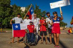 ISA World Adaptive Surfing Championships 2015