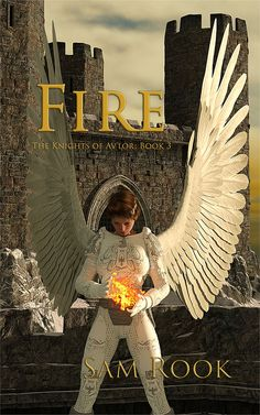 The Last in a Fantasy series--FIRE by Sam Rock.