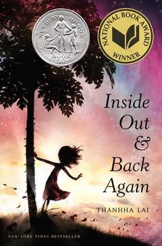 This is on my TBR list - it is a book about a Vietnamese girl who is ten when the war starts in her country.