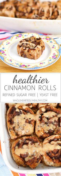 Healthier cinnamon r