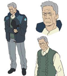 Dusk - Birdy DECODE:02 - Anime Characters Database