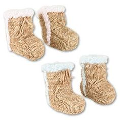 Knit Baby Booties Baby Knitting Patterns, Baby Patterns, Knit Baby Booties, Lela Rose, Learn To Sew, Baby Blankets, Baby Fever, Future Baby, Spinning