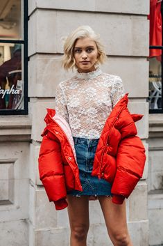 On the streets! De streetstyle highlights van London Fashion Week