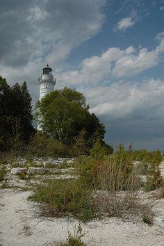 Cana Island Lighthouse, Door County, Wisconsin