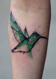 Kamil Mokot hummingbird