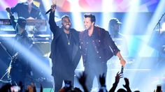 Jason Derulo, Luke Bryan Hit the Right Notes During 2017 CMT Music Awards