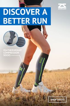An advanced light compression sock that is lighter, while still provide a more compression fit to improve circulation Leg Cellulite, Causes Of Cellulite, Cellulite Exercises, Cellulite Remedies, Reduce Cellulite, Home Exercise Routines, Do Exercise, Workout Routines, Easy Workouts
