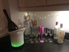 Fairy lights and Fizz
