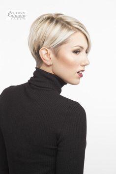 Wat zijn ze weer leuk! 10 korte kapsels die iedere vrouw doet verlangen naar kort haar! - Kapsels voor haar