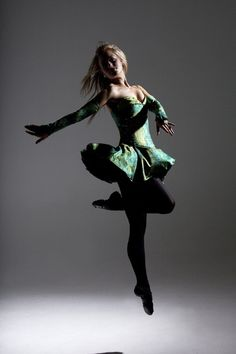I want to perform in an Irish dance show
